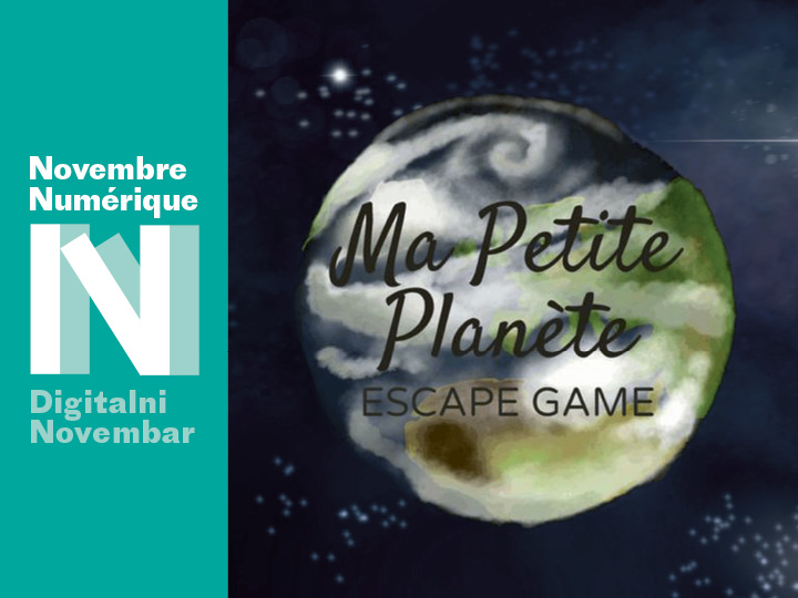 Escape Game: Moja mala planeta
