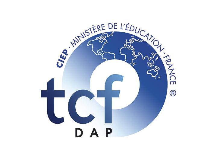 Polaganje za TCF DAP