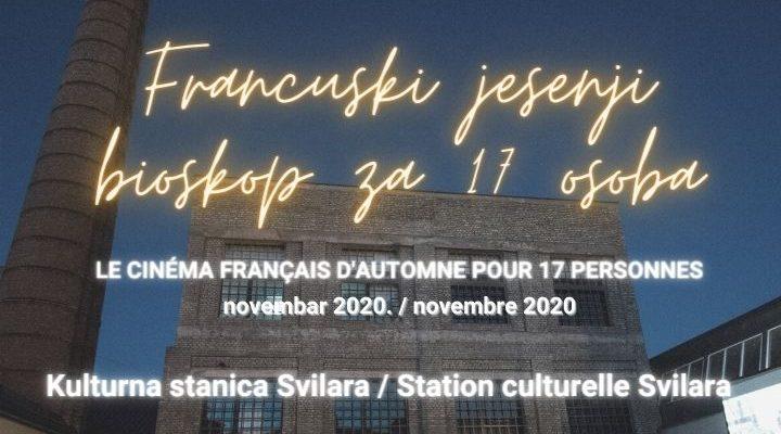 Francuski jesenji bioskop za 17 osoba